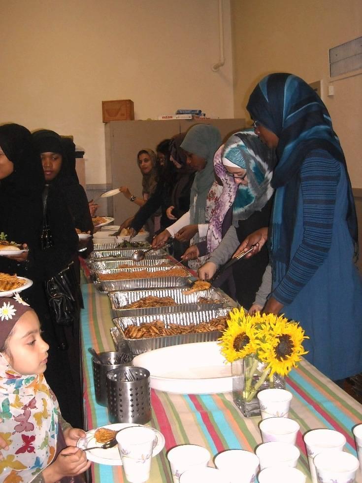 Lighthouse Mosque Iftar Fundraiser