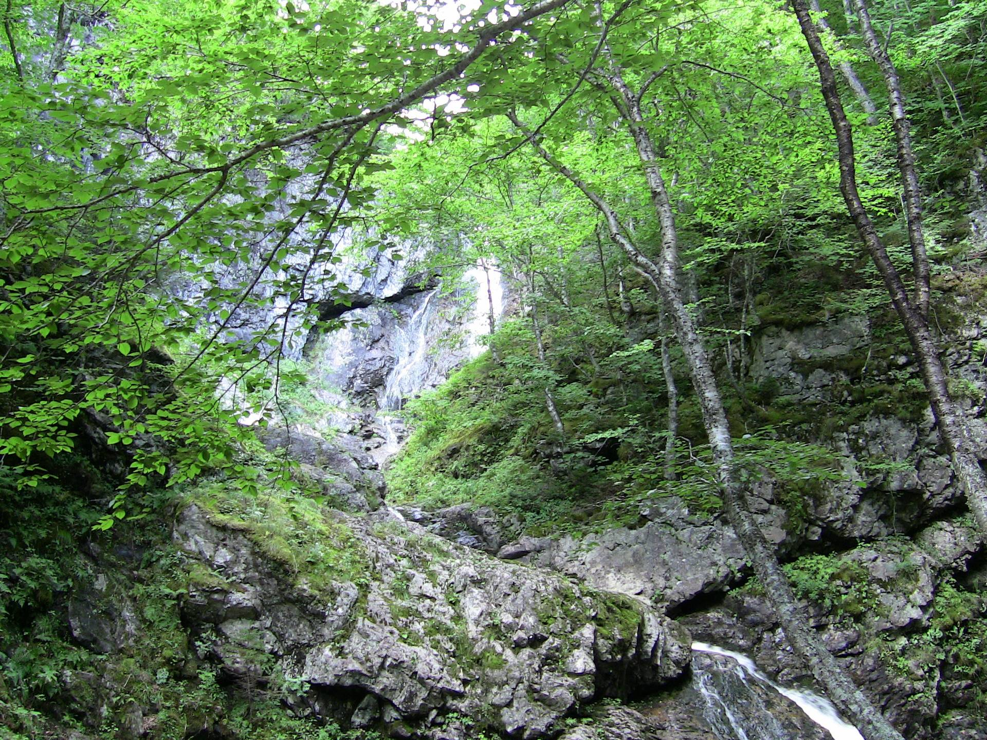 Uisage Ban Falls Provincial Park - View 4