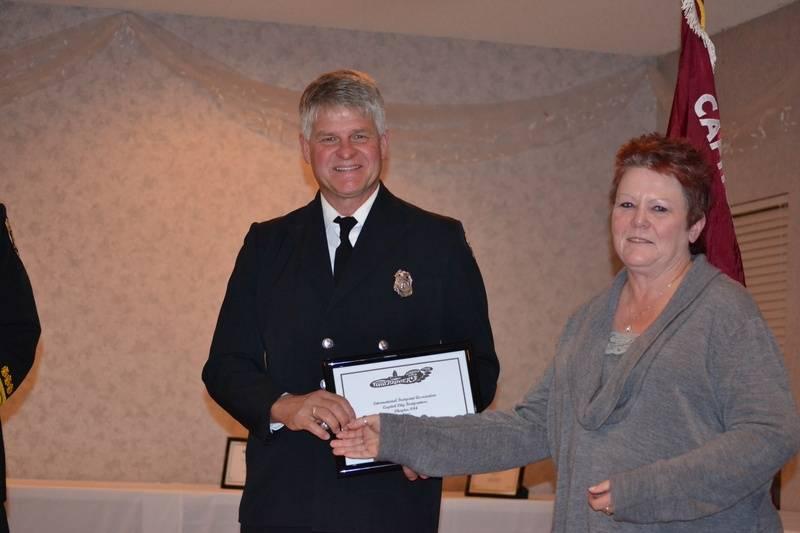 2013 Law Enforcement Awards Dinner
