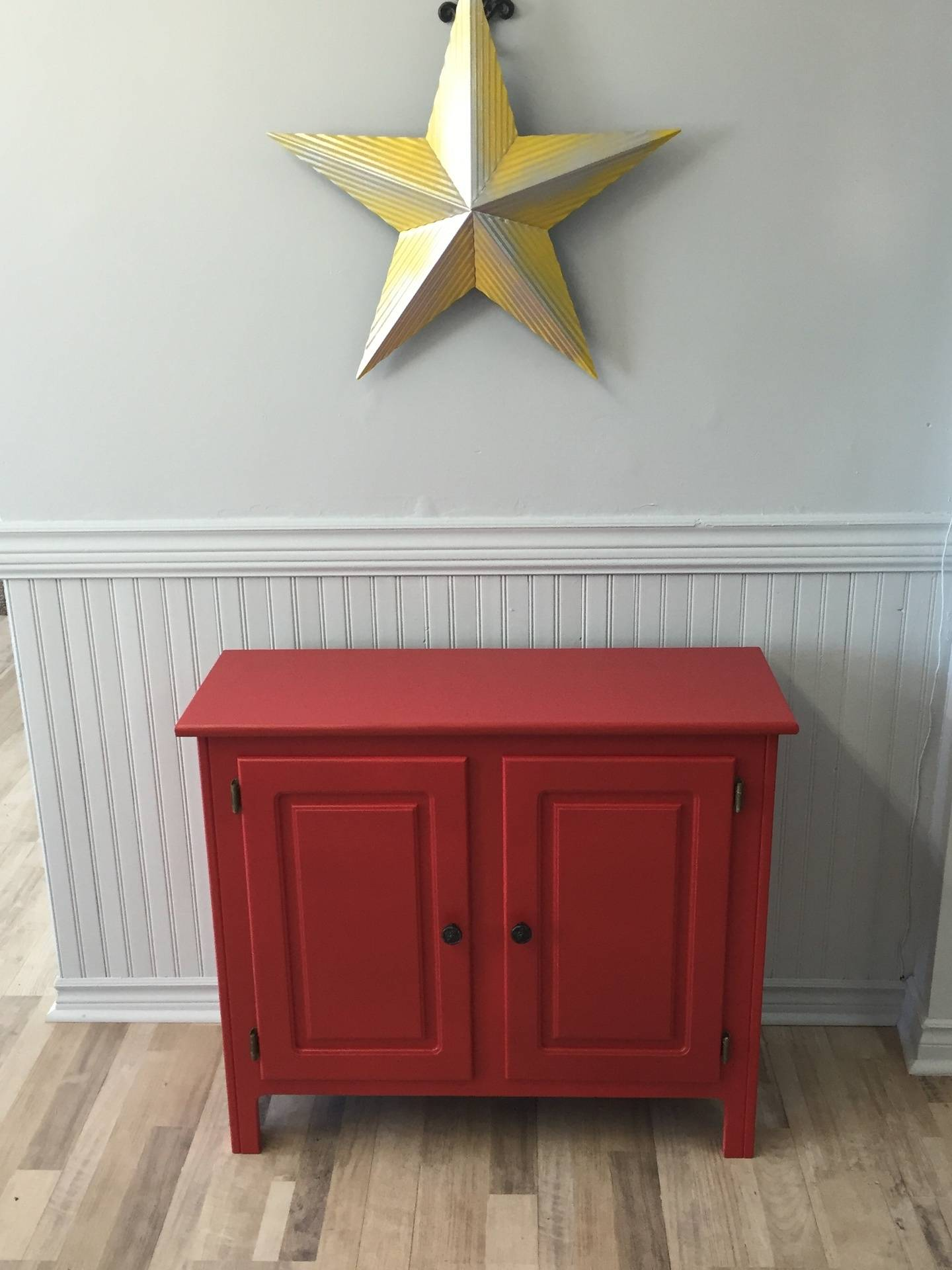 AFTER PINE CABINET