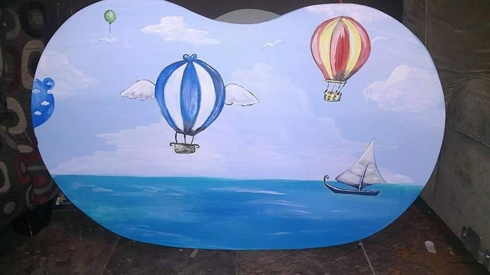Whimsical Balloons