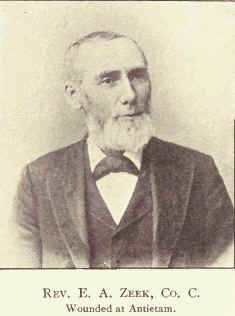Rev. Elias A. Zeek