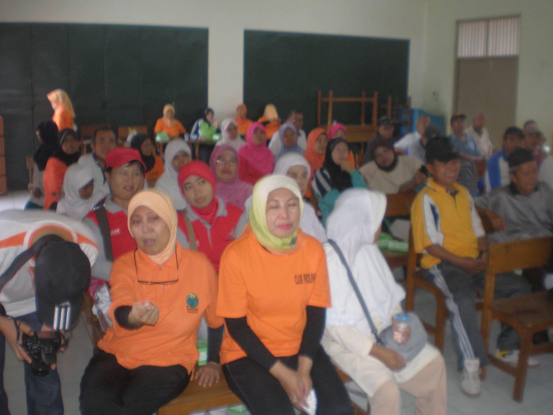 Motivasi Spiritual Peserta Prolanis Klinik Qita