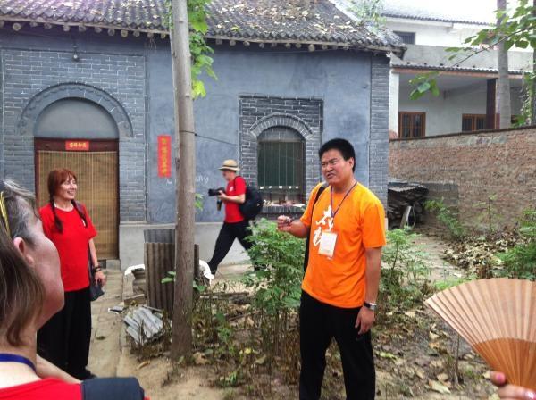 Chen Zhenglei's house