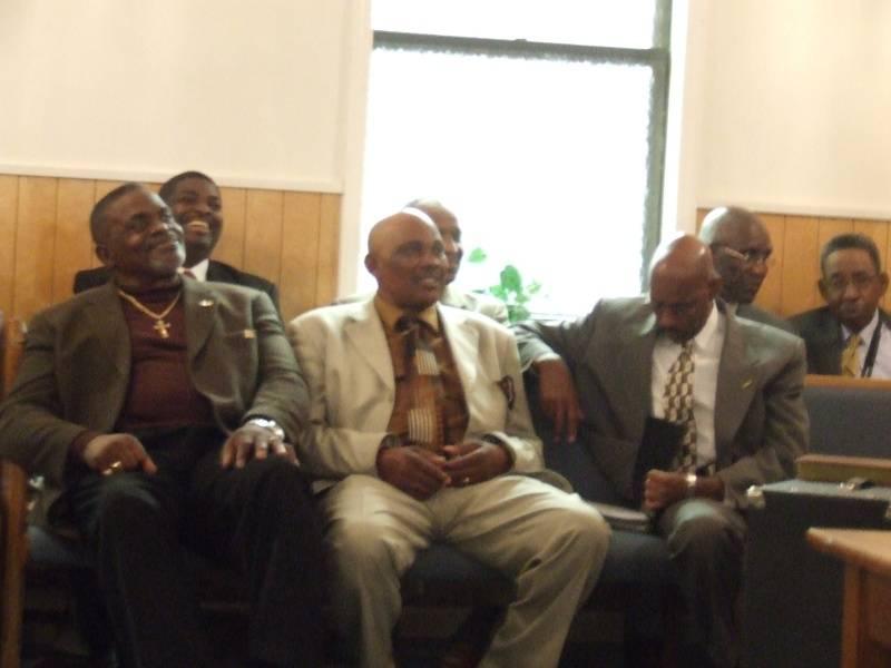 The Deacons