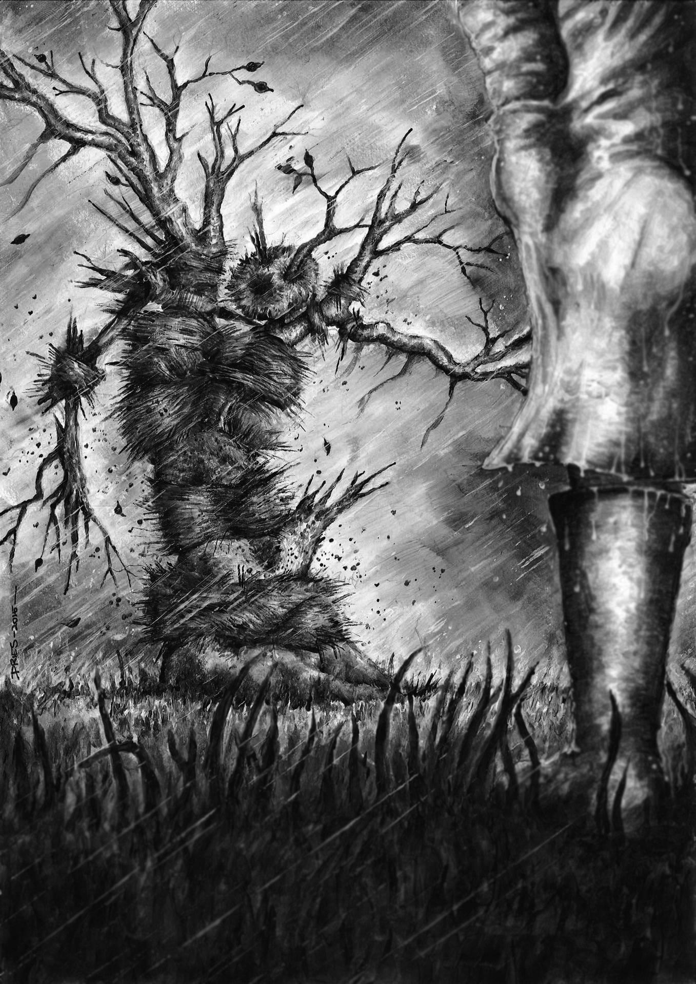 The God of Rain - a story by Tim Lebbon
