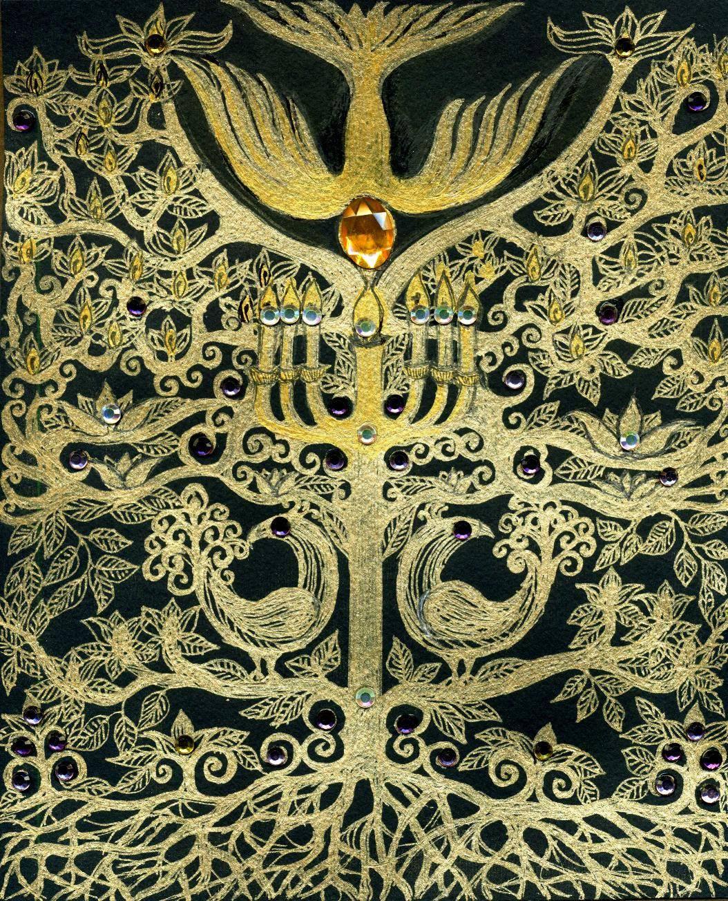 The Tree of Life - Holy Spirit