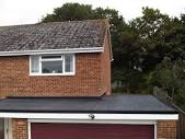 EPDM Rubber Roof.