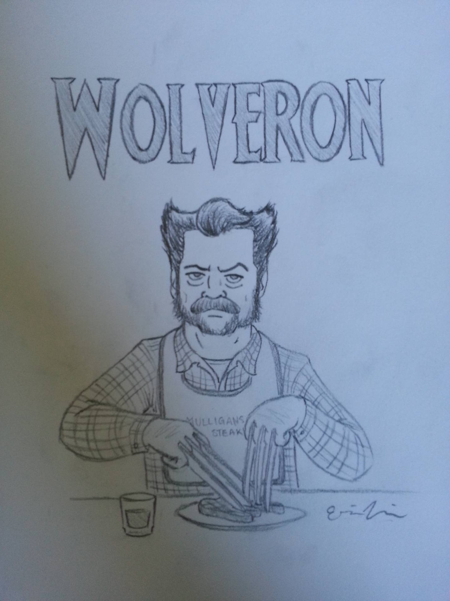 Wolveron