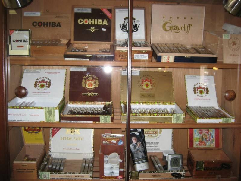Salida Cutlery & Smoke Shop Cigars
