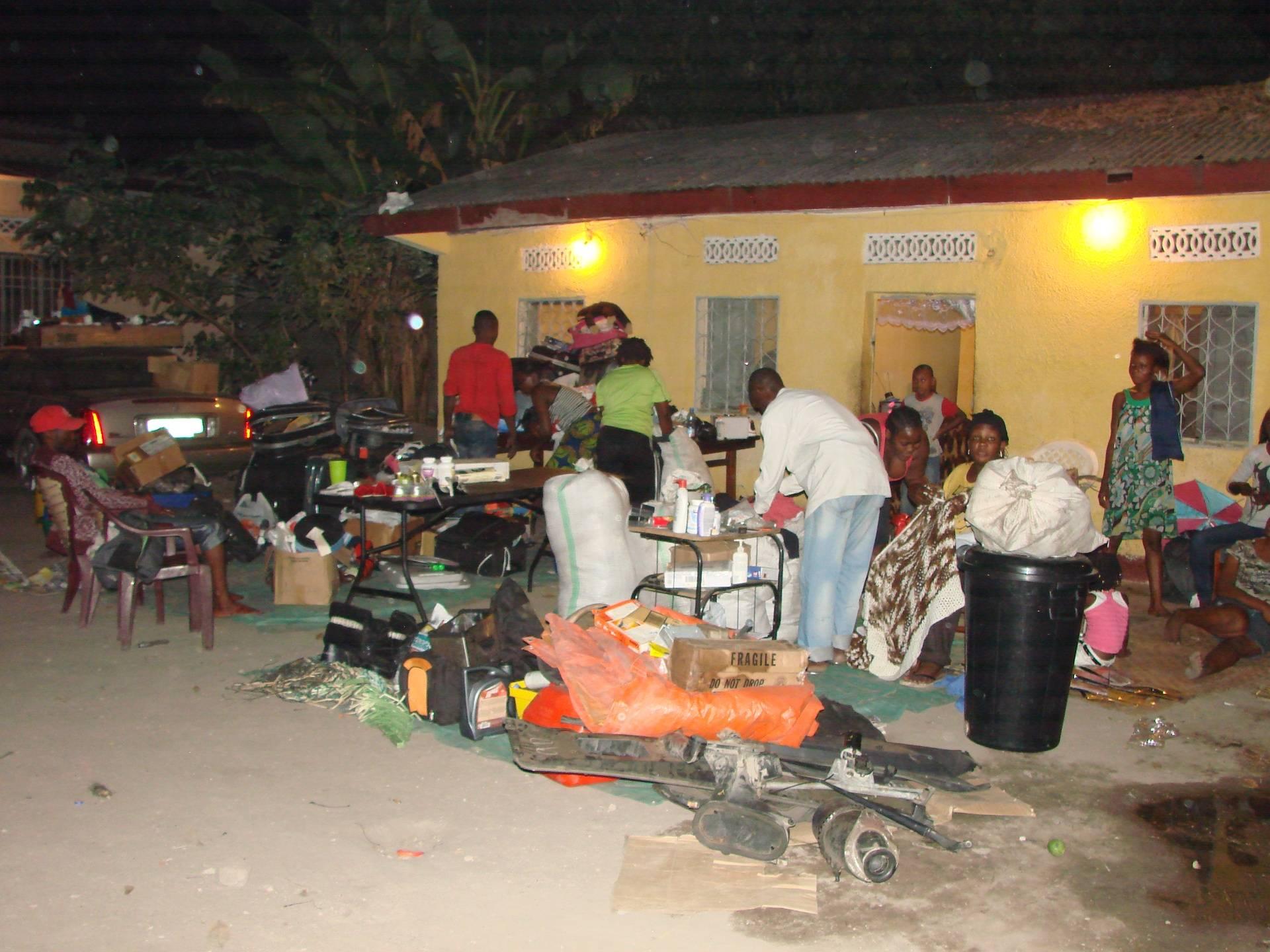Distribution de dons 10