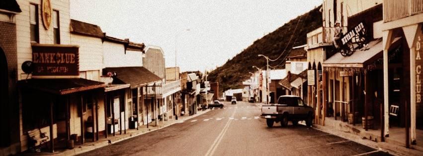 Downtown Pioche, NV