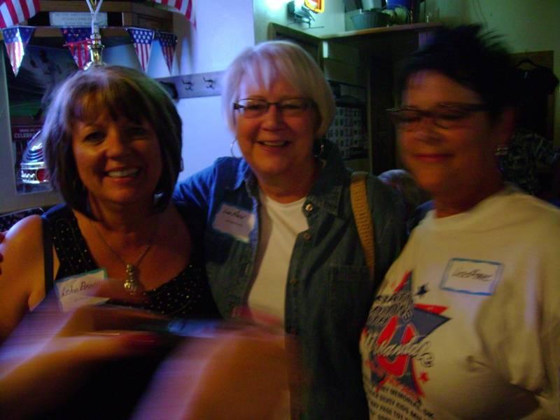LeAnn Argenta Eckhart, LeeAnn Bentler Jones and LeeAnne Morris Lee