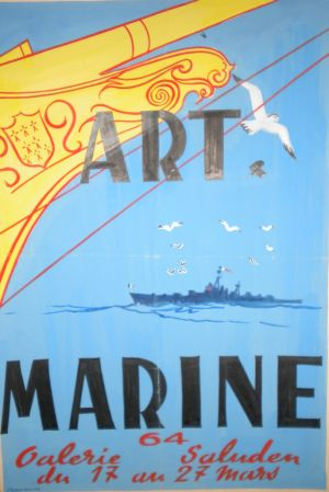 Expo Art & Marine 1964