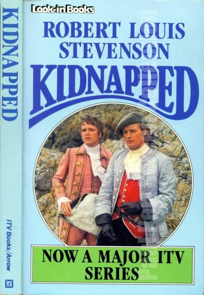 Kidnapped - David McCallum