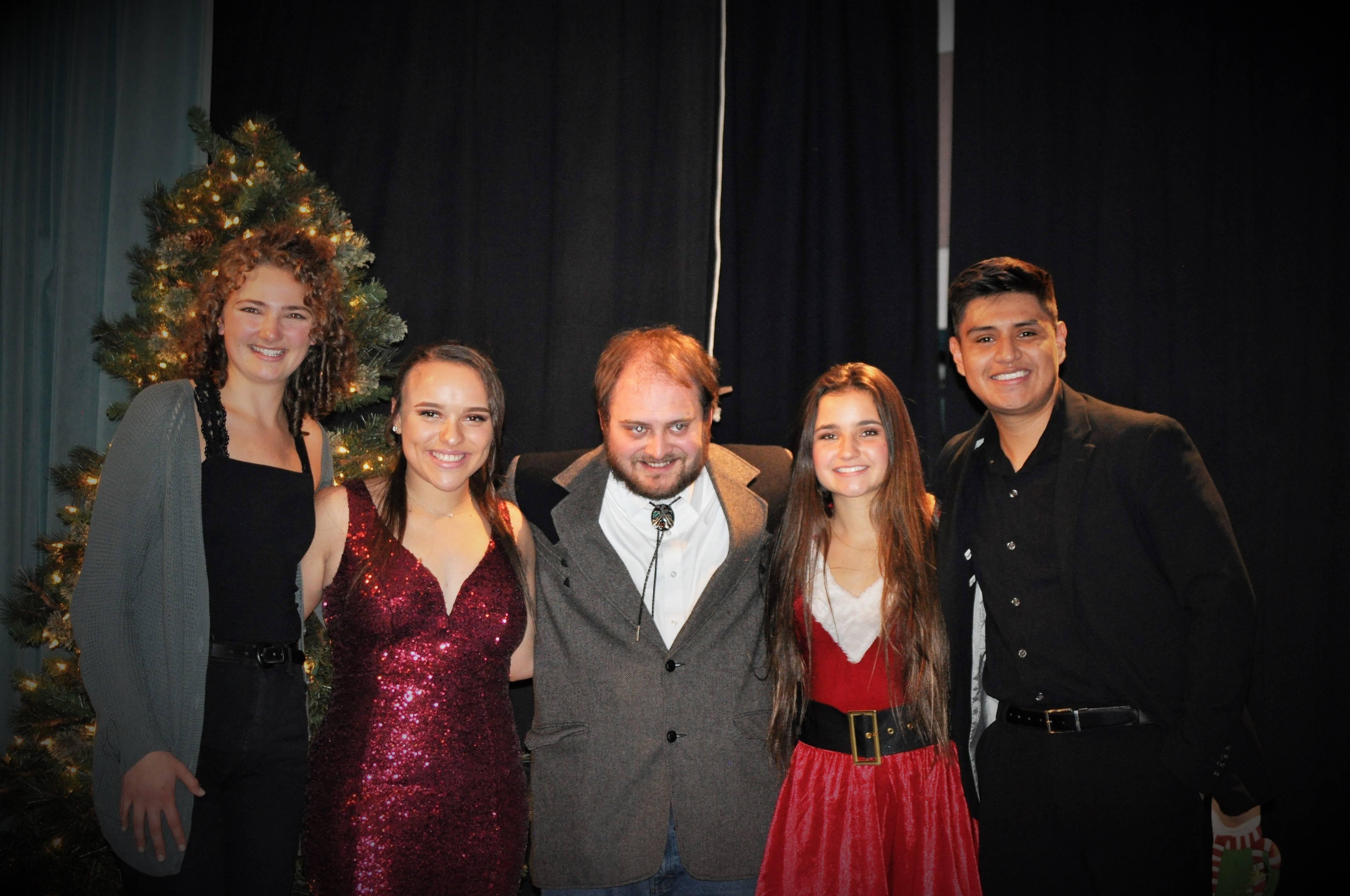 The Christmas Gang!