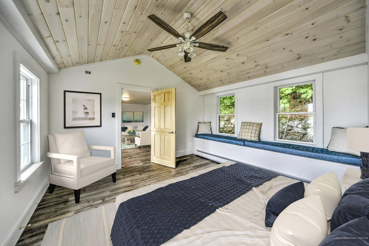 Master Bedroom - Completion