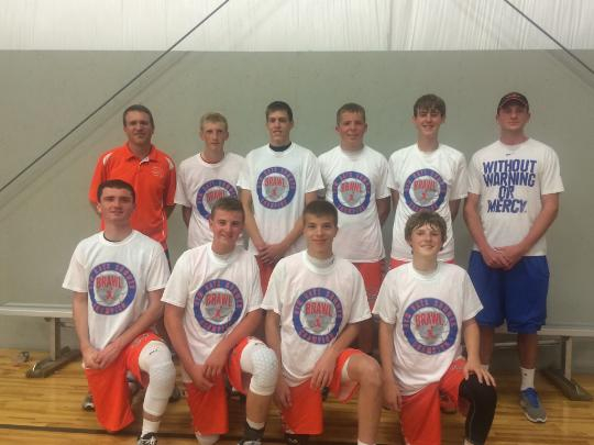 Gym Rats Summer Brawl 2015 1st Place