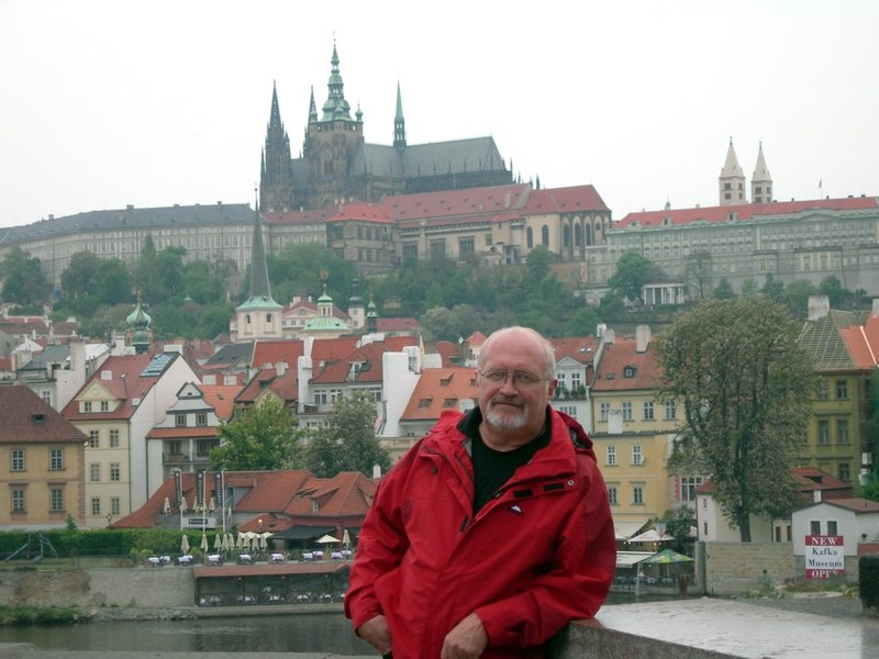 A Picture From The Charles Bridge