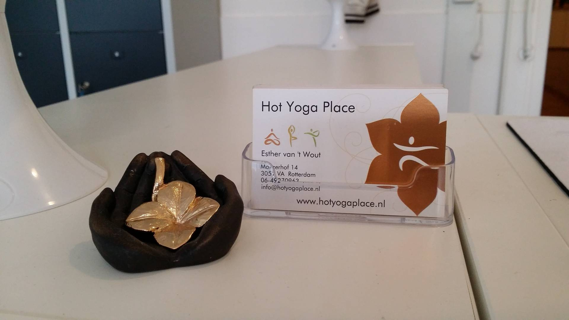 Hot Yoga Place, the Place to be!