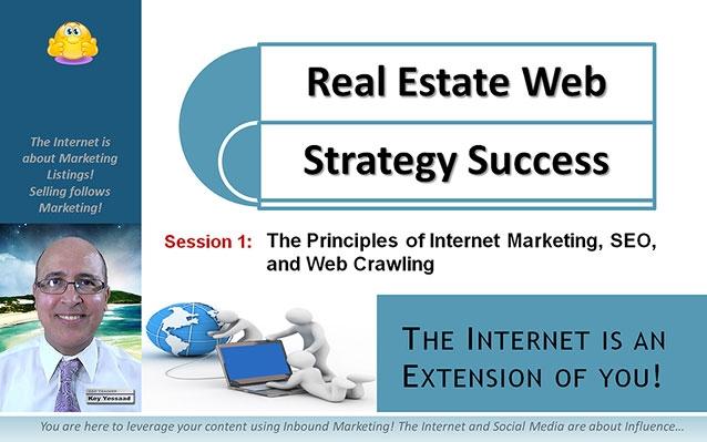 The Principles of Internet Marketing, SEO, and Web Crawling
