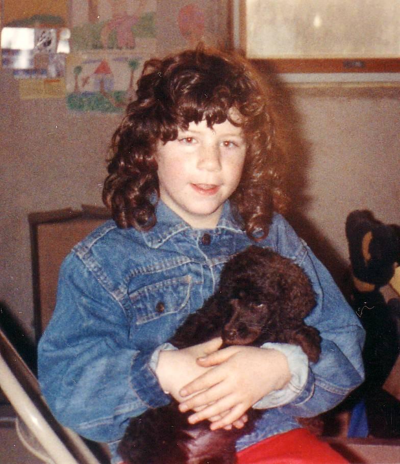 Puppy. 1990.