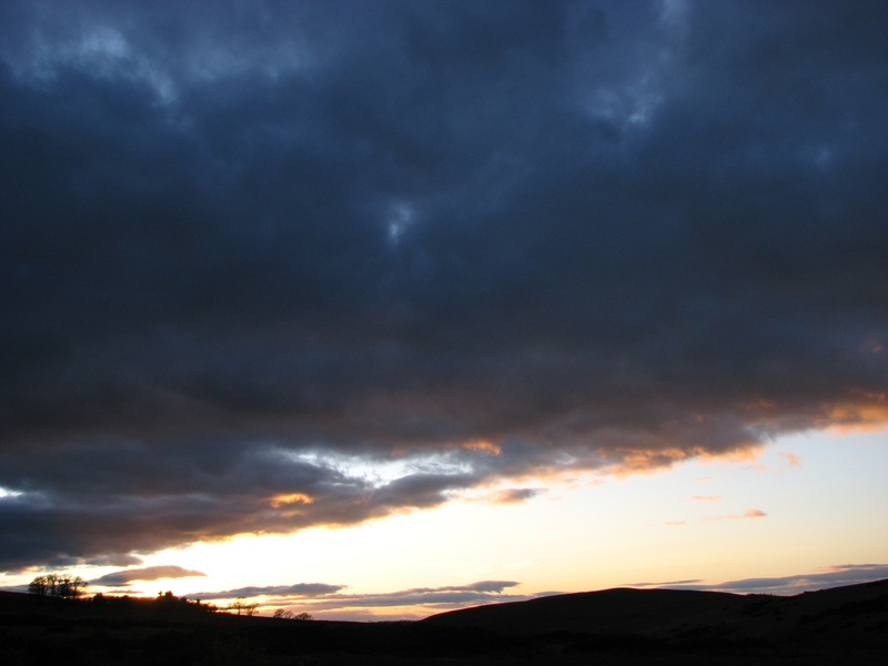 March sunset 12