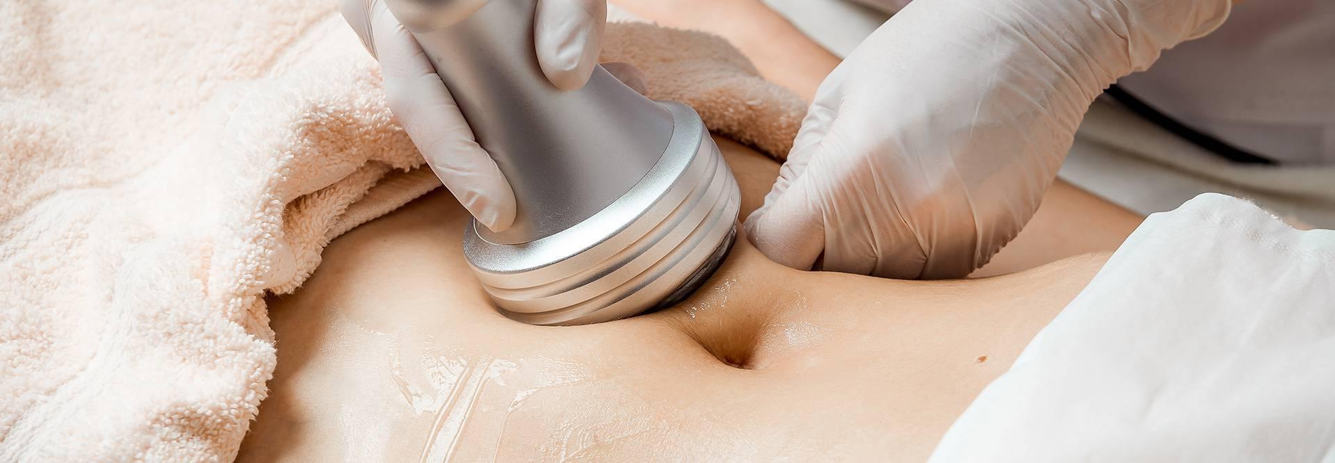 LIPOCAVITATION: diminution des amas graisseux: 5 séances espacées de 2 semaines