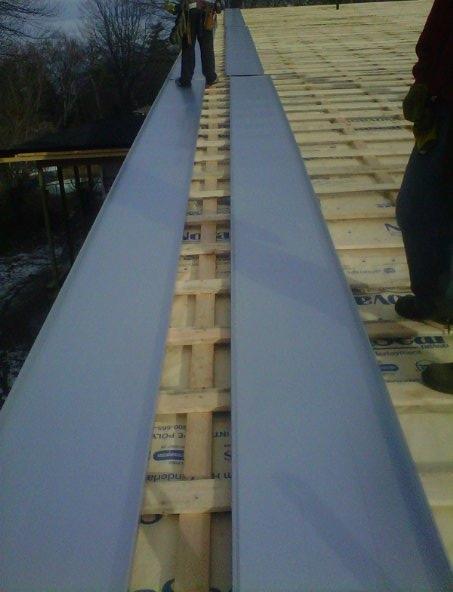 Steel roofing Prep 2