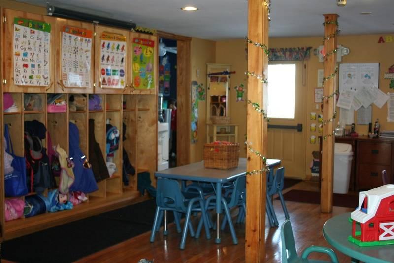Large Cubbie Room