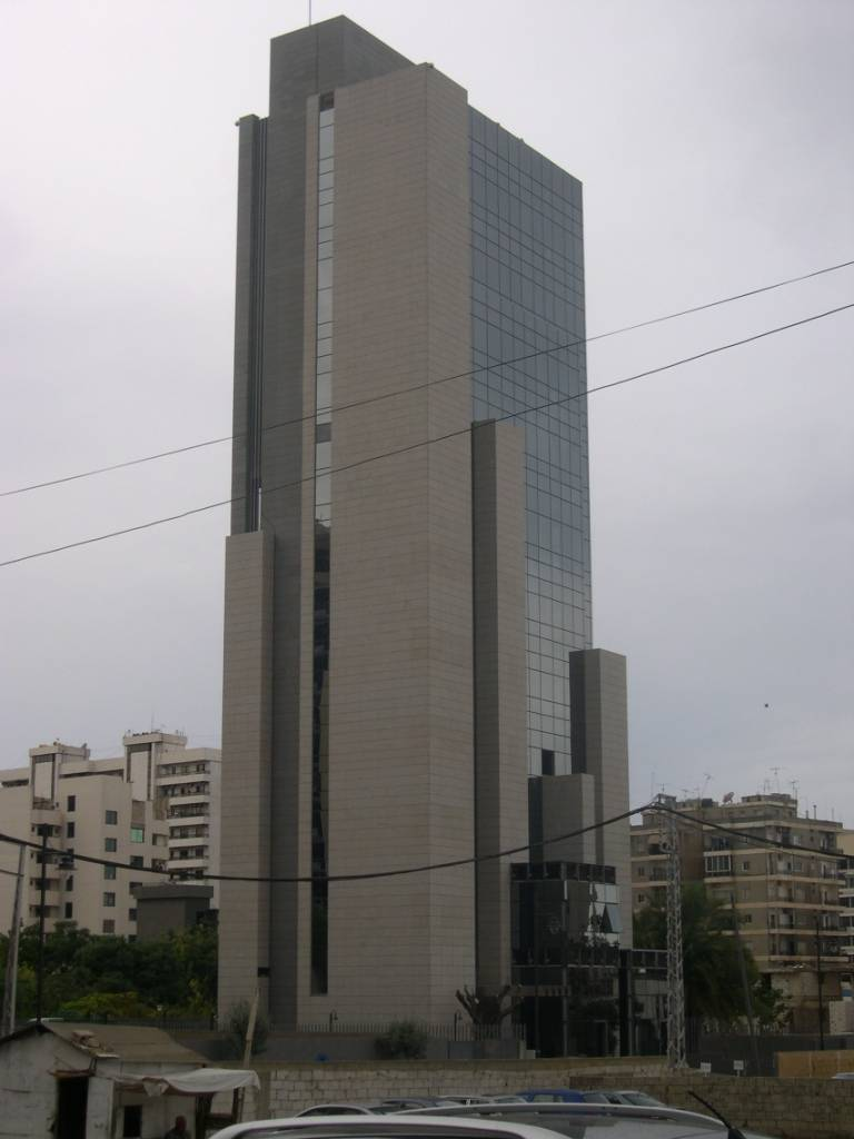 Sayfco Tower - 45m Height in Jal El Dib - LEBANON