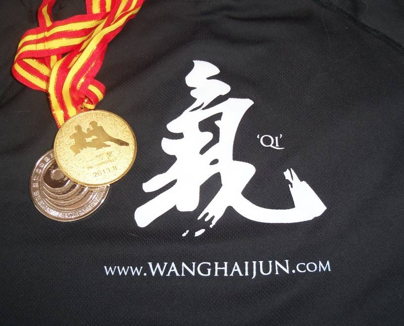 Gold medal - Jiaozuo Taijiquan exchange competition