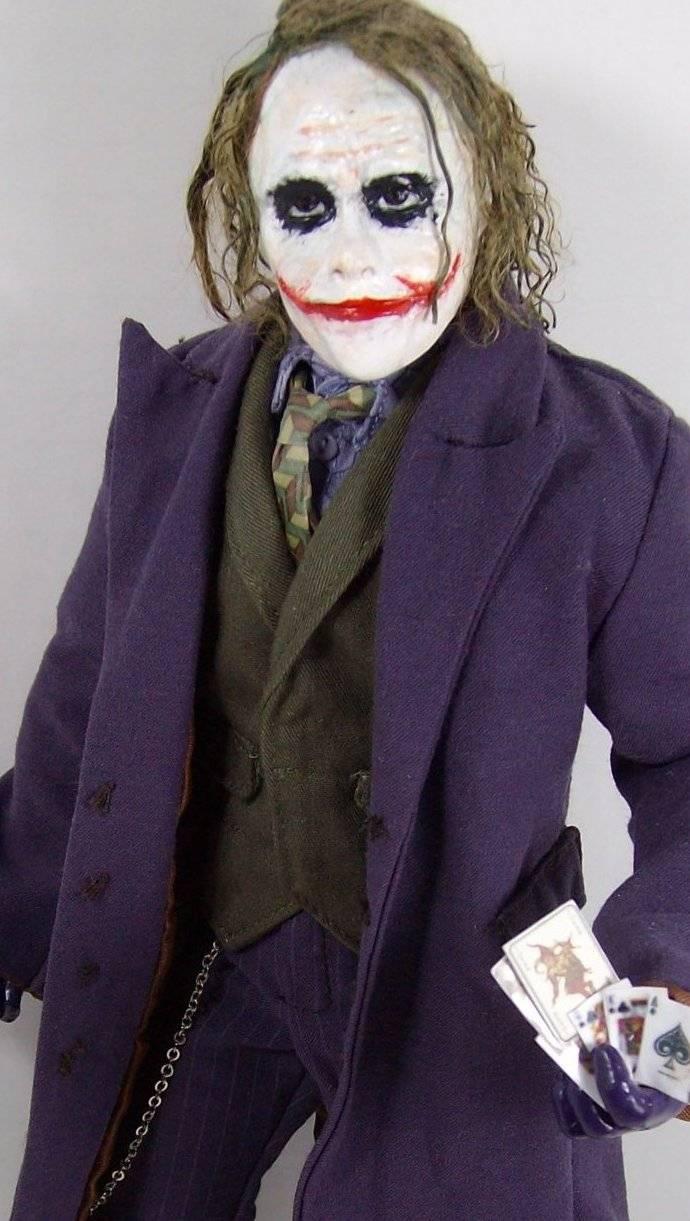 Custom Dark Knight Joker - 2008