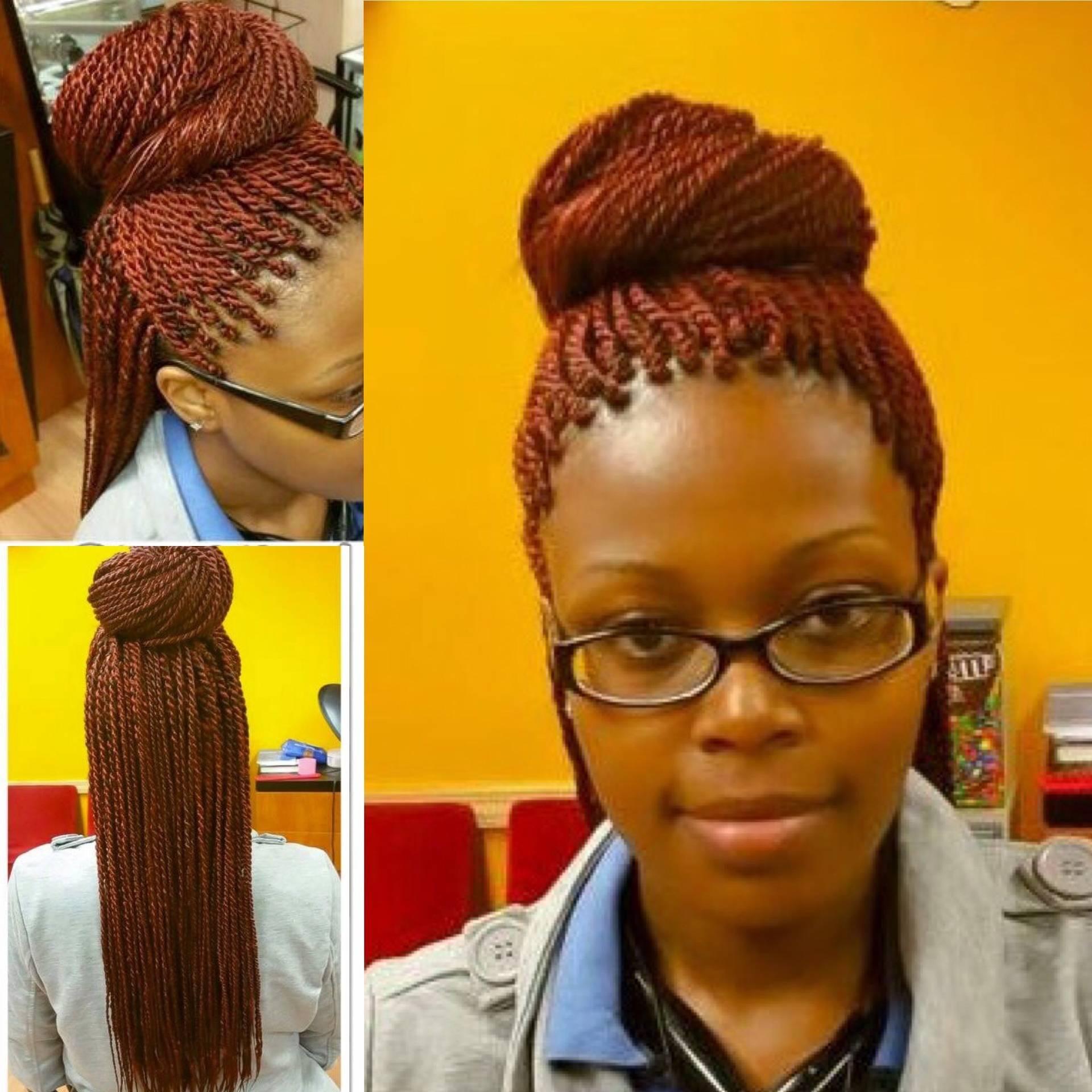 mobile hair salon takoma park MD