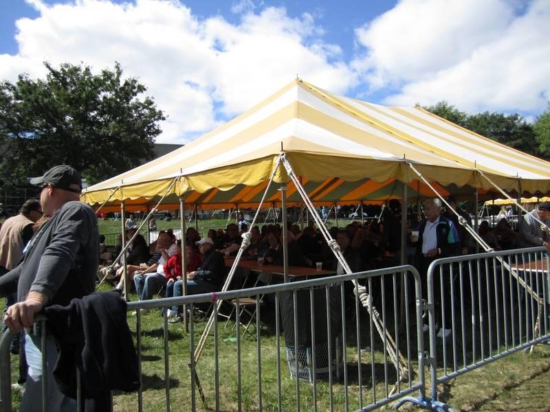 Beer Tent