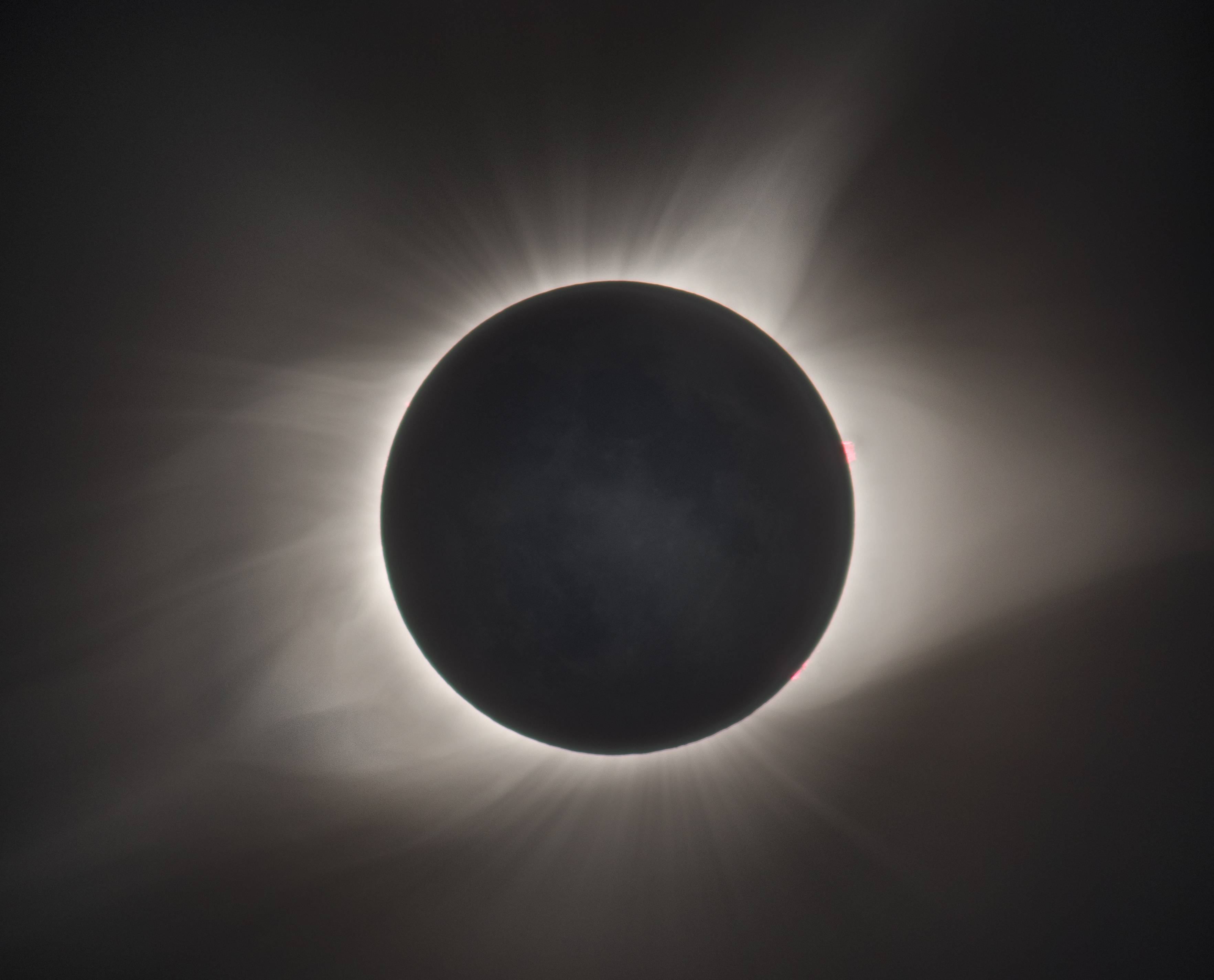 Solar Eclipse seen in St Louis MO Aug 21, 2017