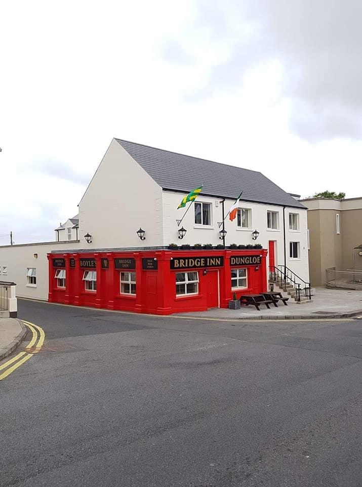 The Bridge Inn Bar & Grill