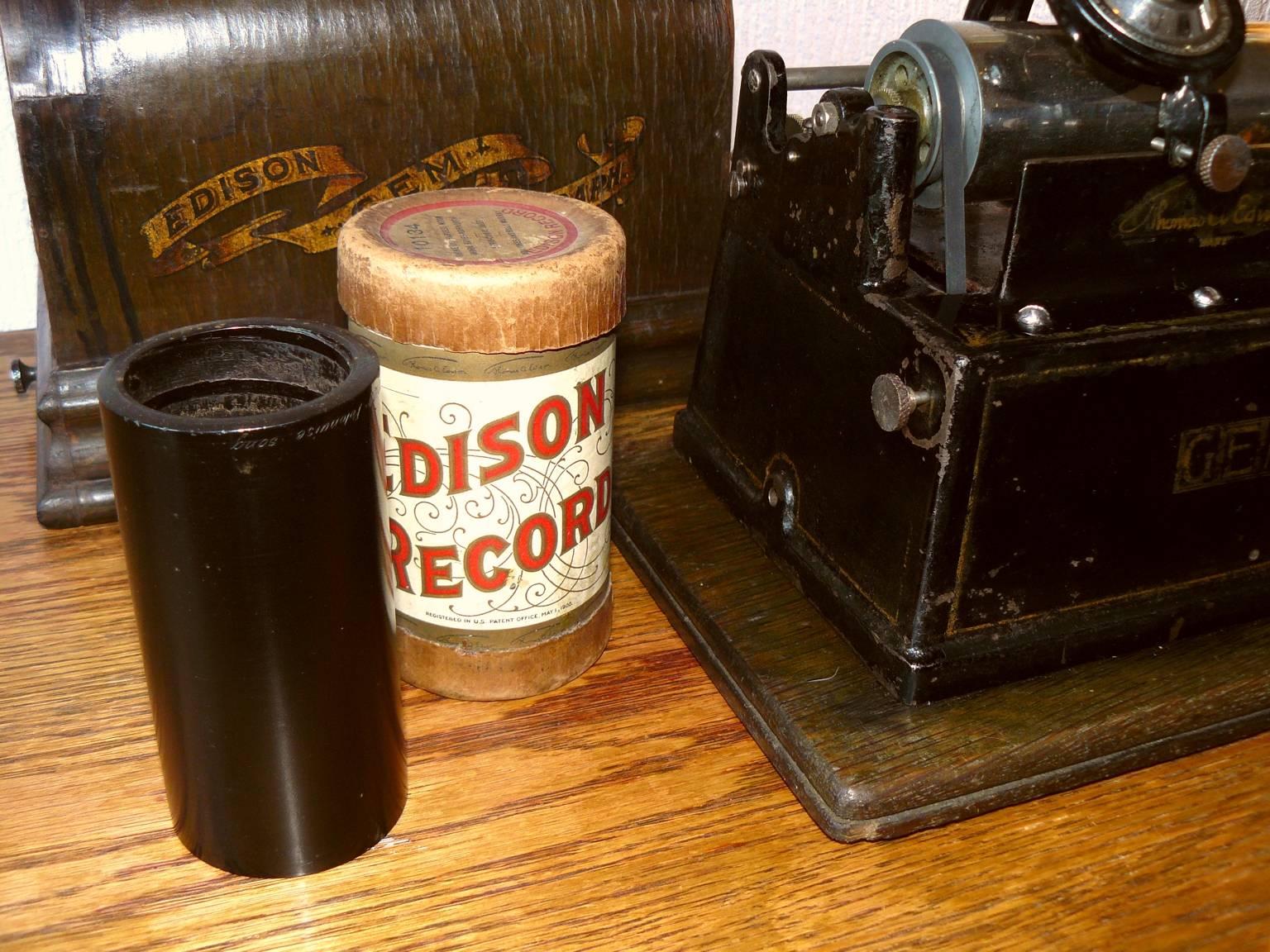 Edison Gem Phonograph 6