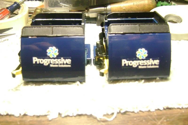 progressive curottos