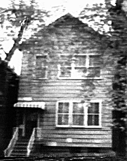 Our haunted building
