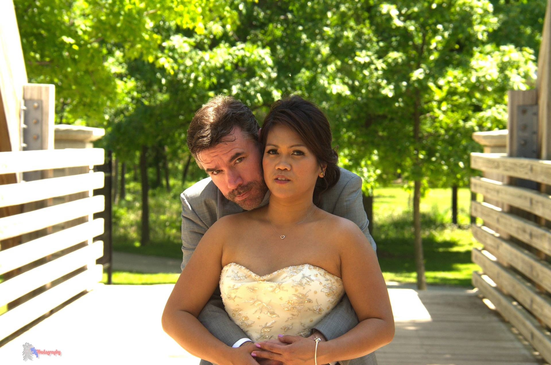 Jane and Bryan