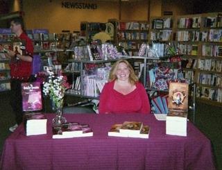 Borders Bookstore W. Lebanon, NH