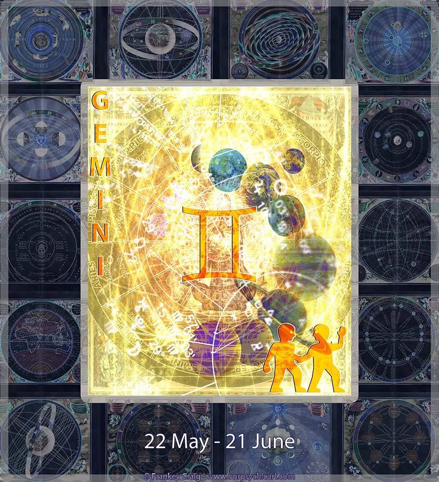 ARTFUL ASTROLOGY - GEMINI
