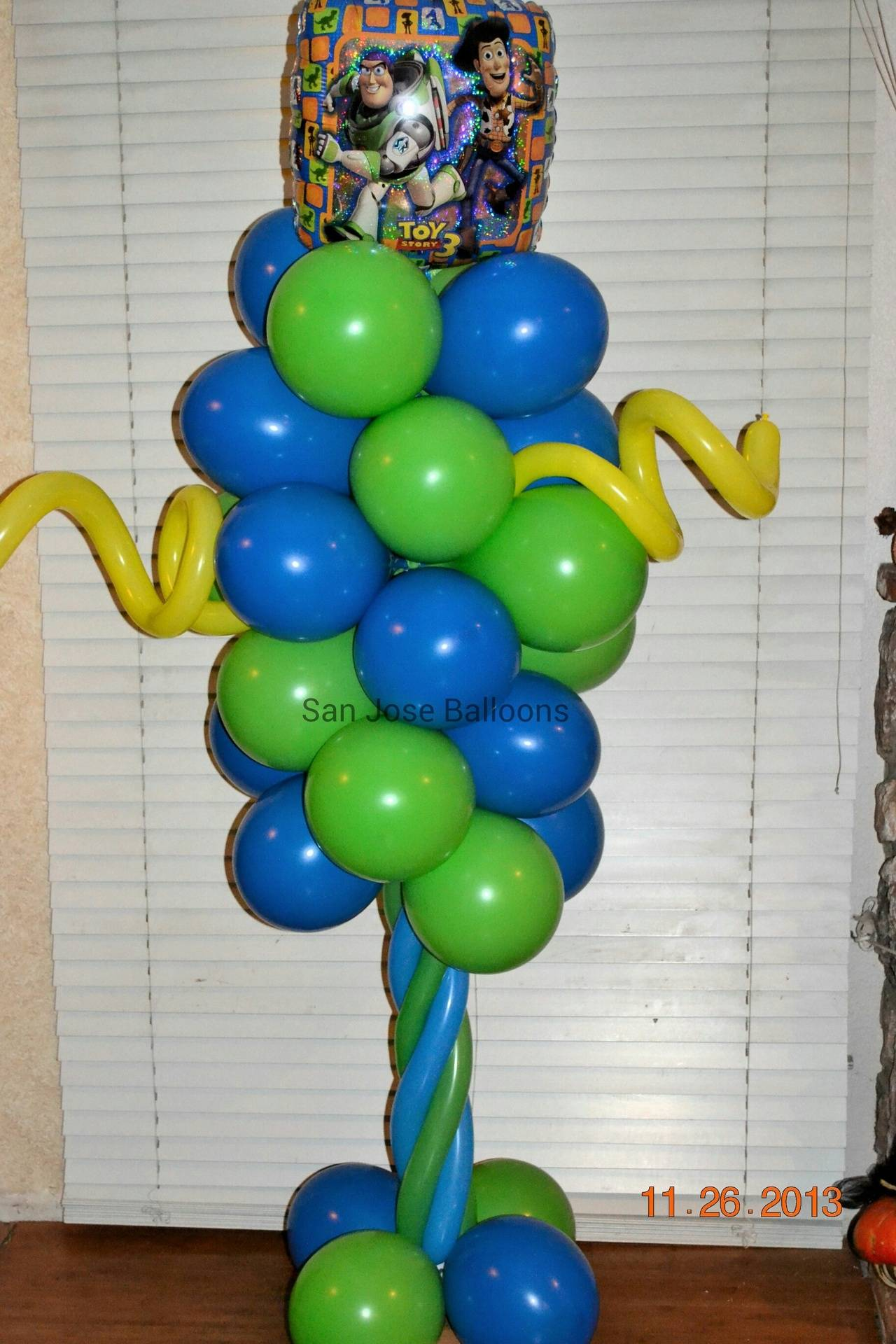 Basic Balloon Column