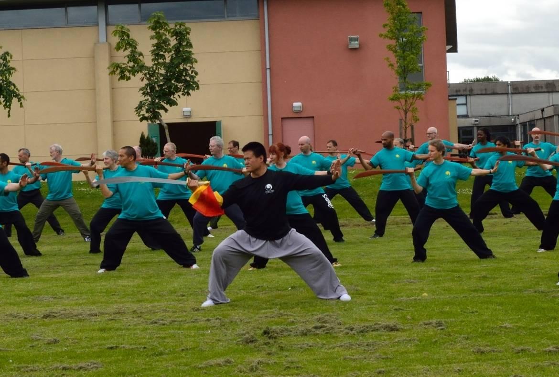 Chen Sabre Form Dublin Camp 2013