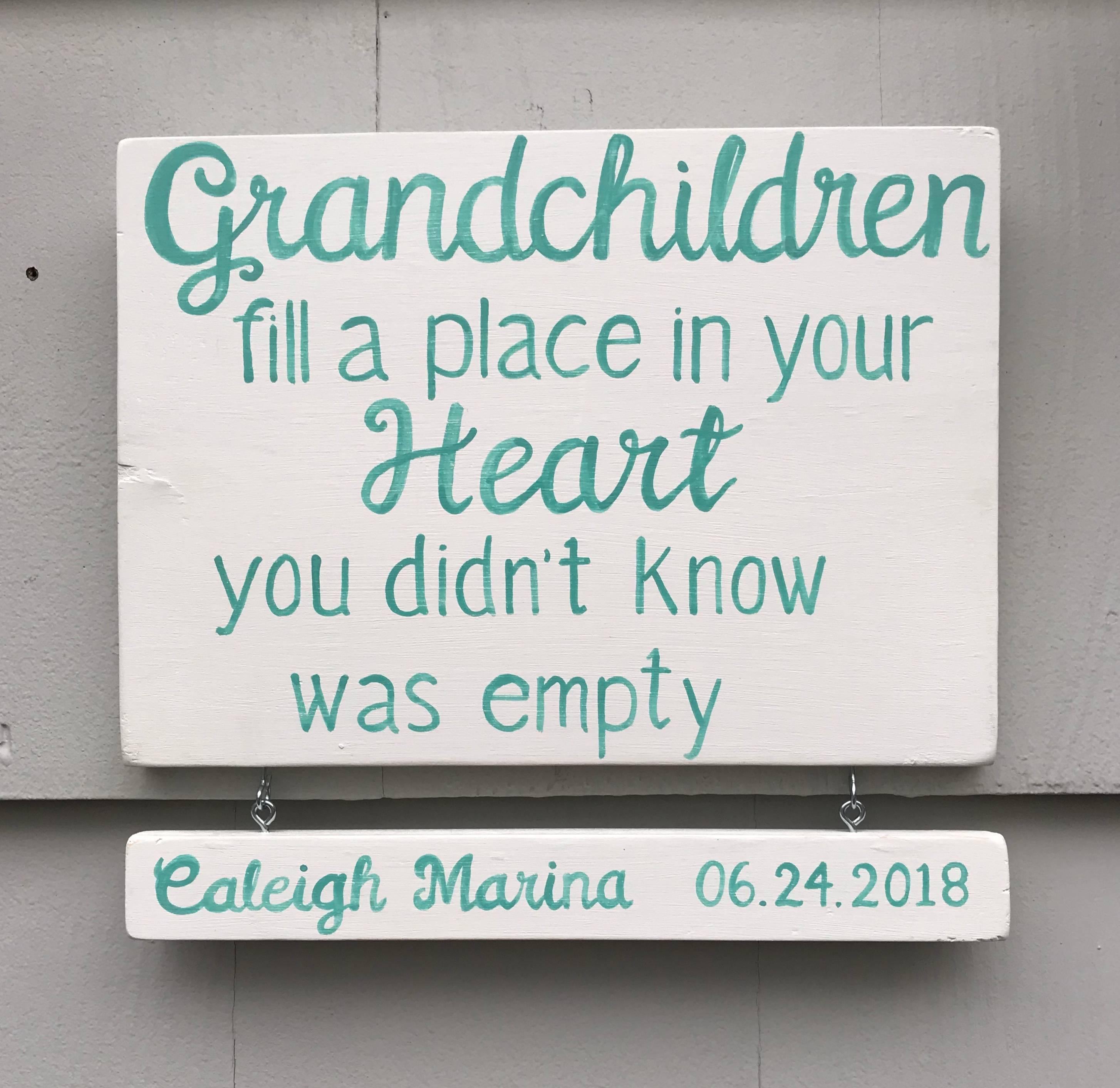 Grandparent gift