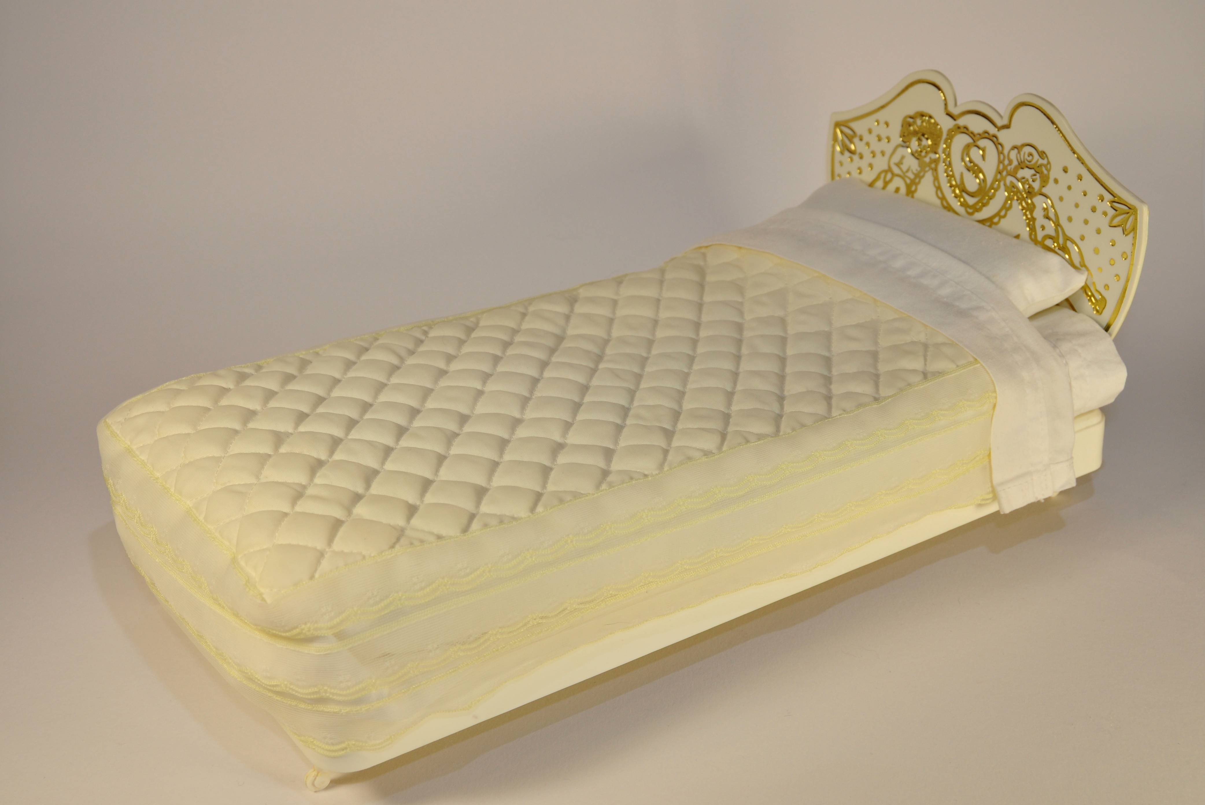 Bed - later version
