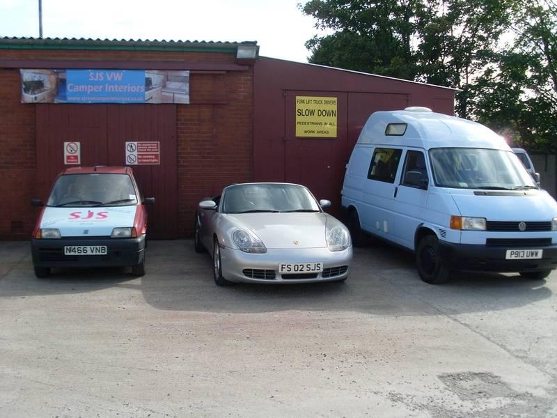 SJS VW Camper Interiors, Ormskirk, Lancashire, United Kingdom