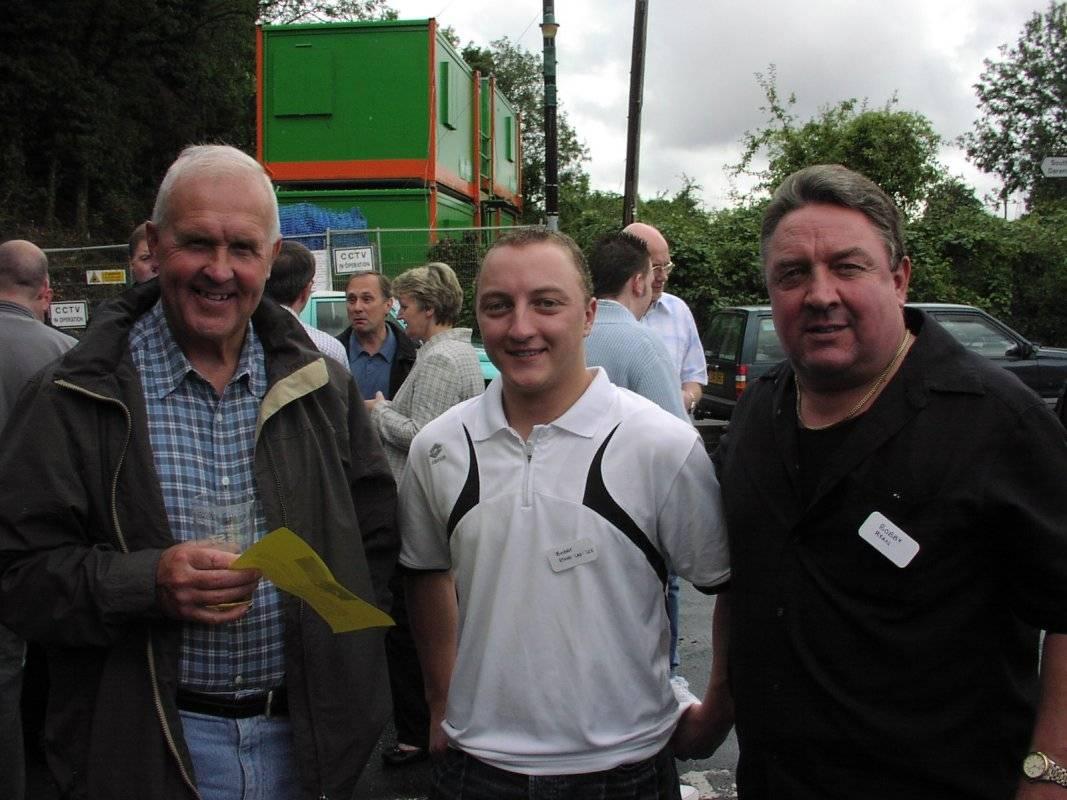 Barry Douglas, Bobby Ryan