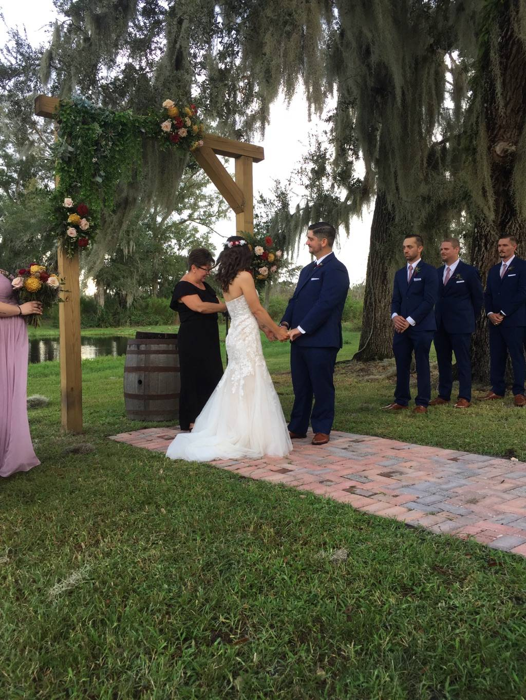 Mr. and Mrs. Dylan Lyons